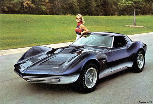mako shark stingray corvette prototype american muscle. Black Bedroom Furniture Sets. Home Design Ideas