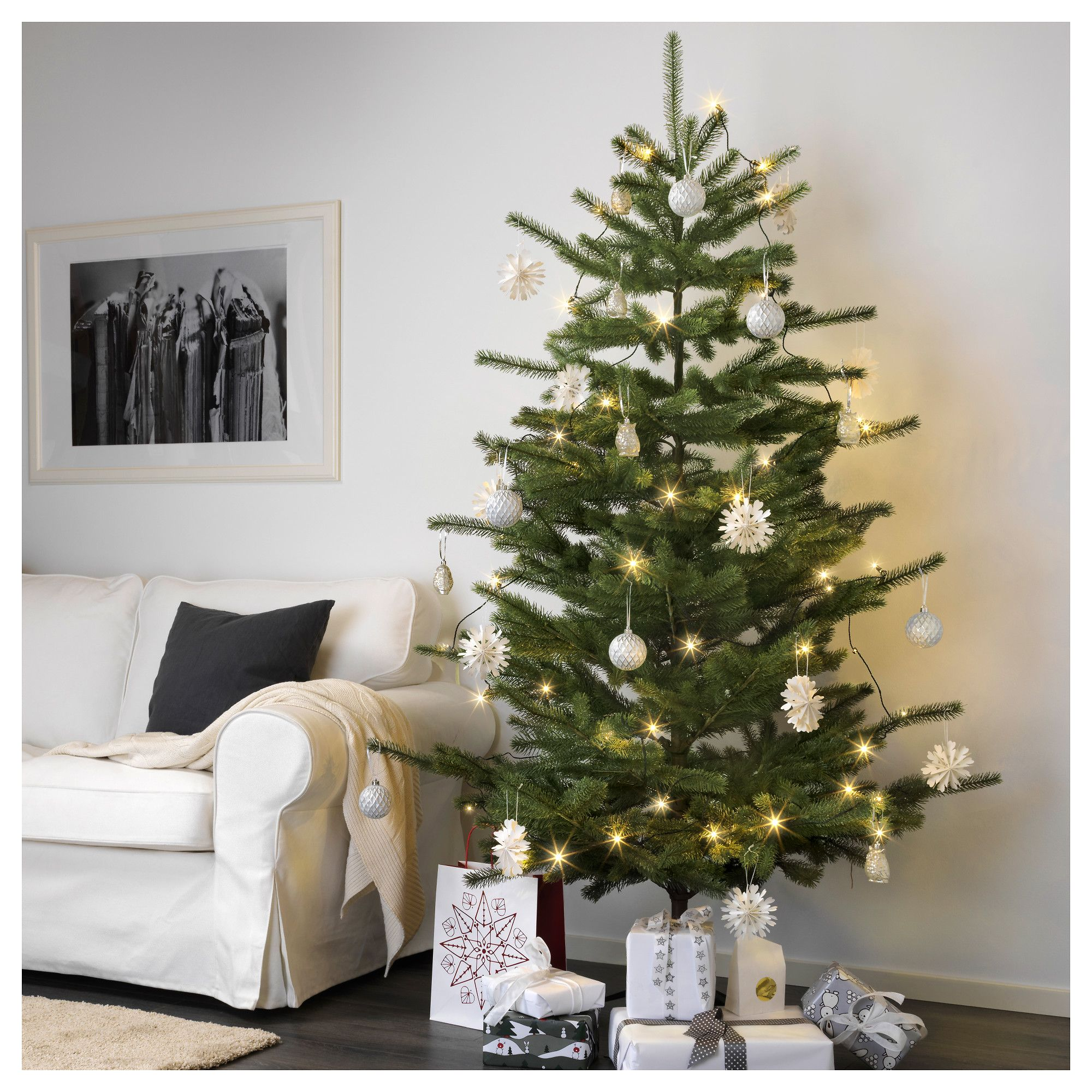 IKEA FEJKA artificial plant A perfect Christmas tree if you don\'t ...