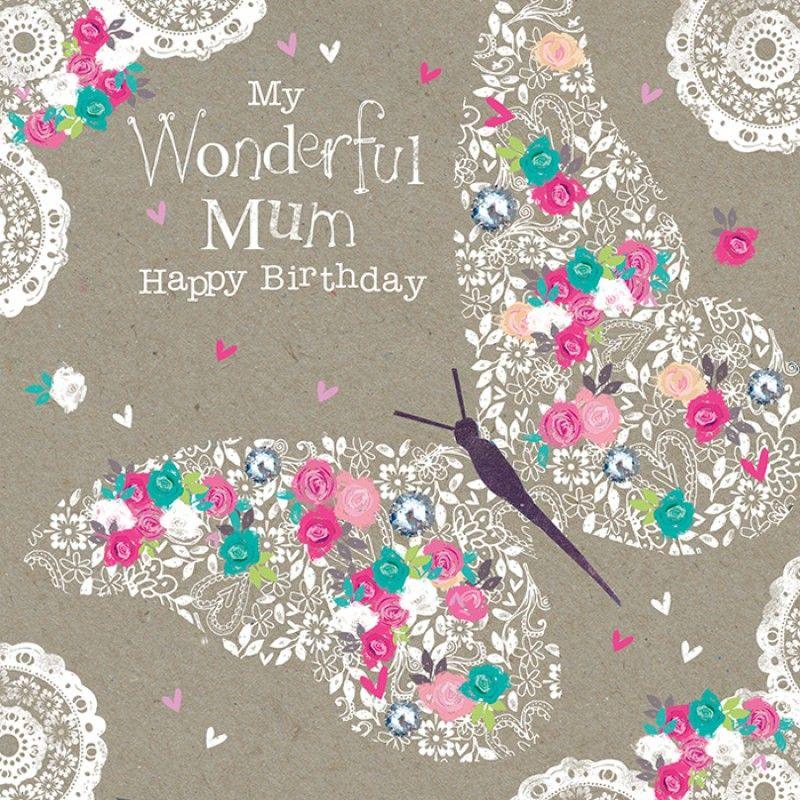 Birthday Mum Happy birthday, Happy birthday text, Happy