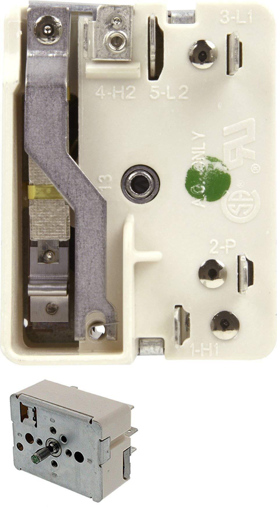 3148953 Whirlpool Range infinite switch AP6007658 PS11740775