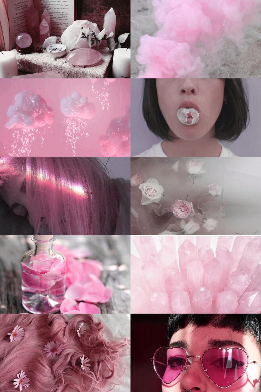 любовь розовые картинки тумблер коллаж петлей