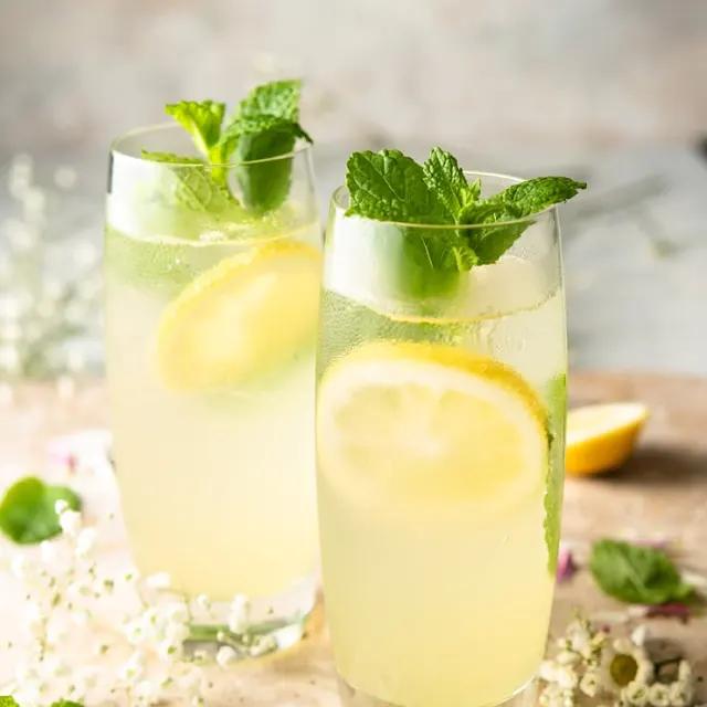 Limoncello Mojito Cocktail Recipe Yummly Recipe Limoncello Cocktails Mojito Cocktail Limoncello Drinks