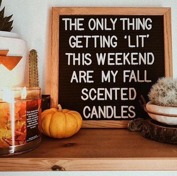 25 Modern Fall Decor Items That Will Transition Your Space For Autumn