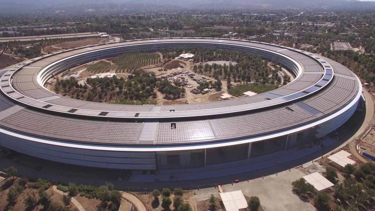 Meet Apple's New Steve Jobs Theater and 5 Billion