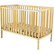 Dream On Me Synergy 5 In 1 Convertible Crib Natural Walmart Com In 2020 Cribs Convertible Crib Crib Mattress