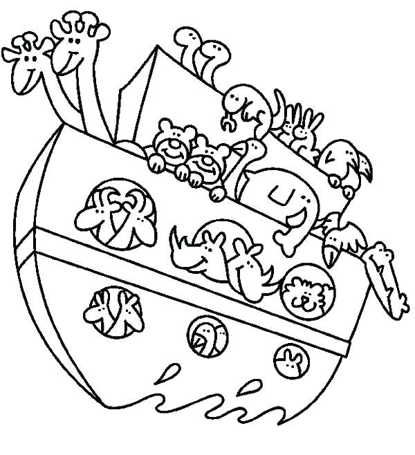 ark coloring page pictures to print in addition pages ...
