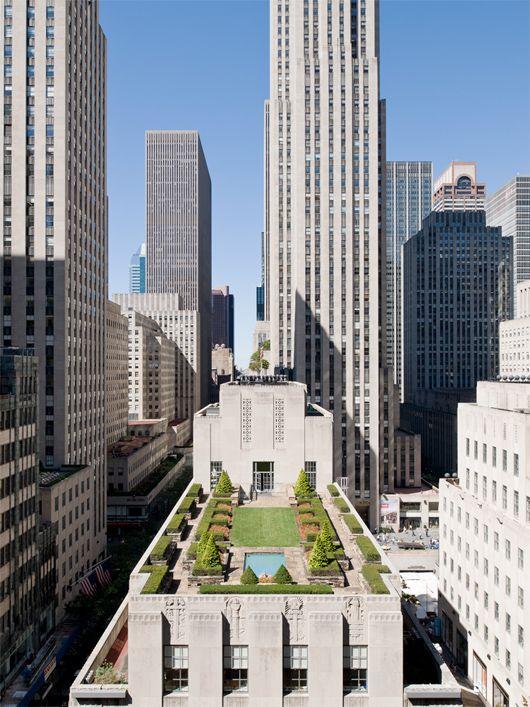 Optimal Roof Deck New York Rooftop Rooftop Garden Rooftop Garden Nyc