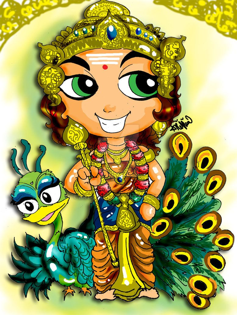 Murugan and Woody Woodpeacock by art-rinay on DeviantArt (With ...