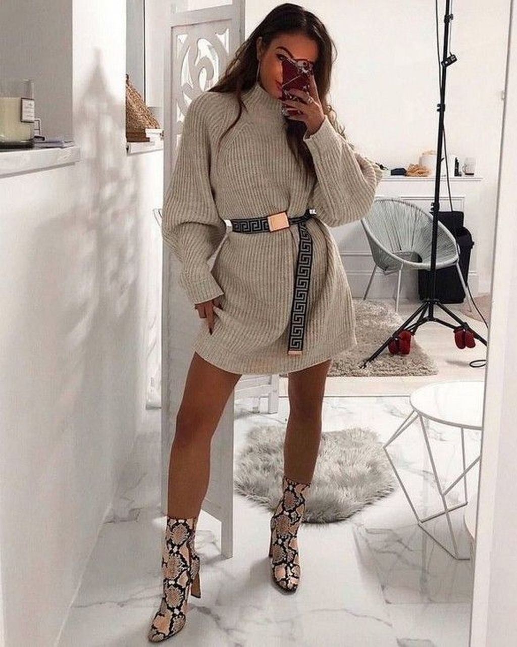 30+ Hottest Women Winter Outfits Ideas To Copy In 2019