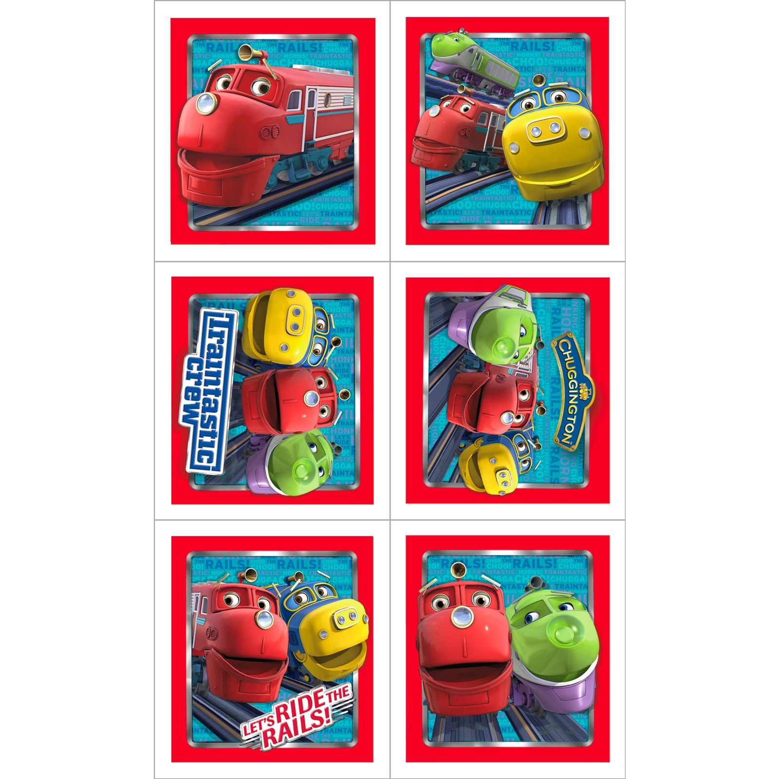 Chuggington stickers Chuggington Pinterest Planes party