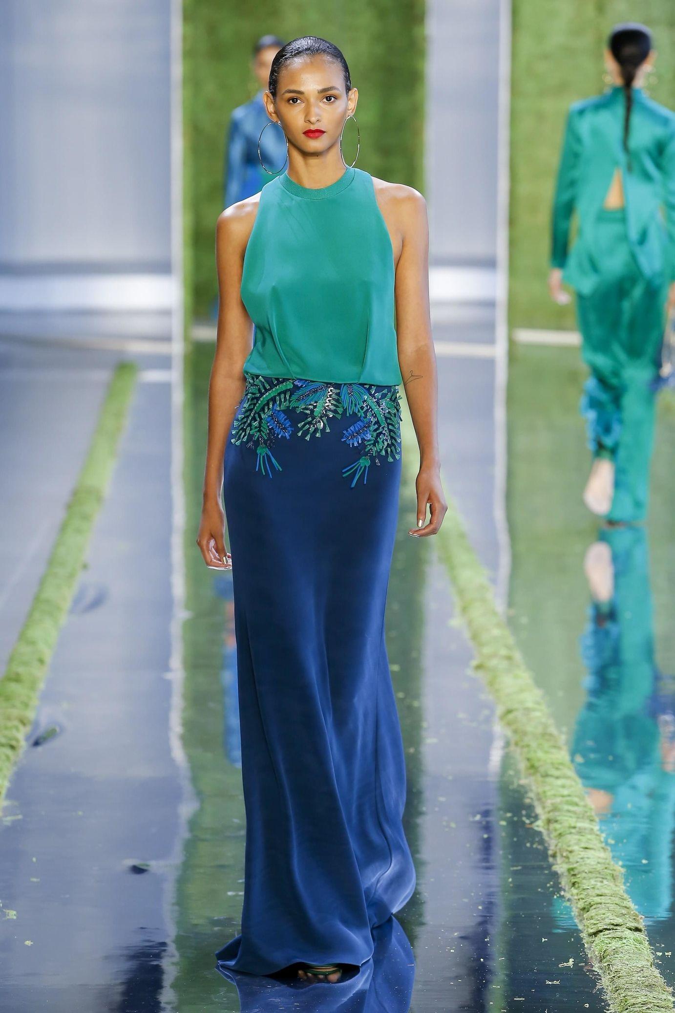 ELIE SAAB Haute Couture Autumn Winter 2019-20   Fashion