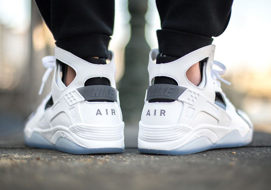 1c702d65 Nike Air Flight Huarache: White/Grey | Shoes | Nike air flight, Nike, Nike  huarache