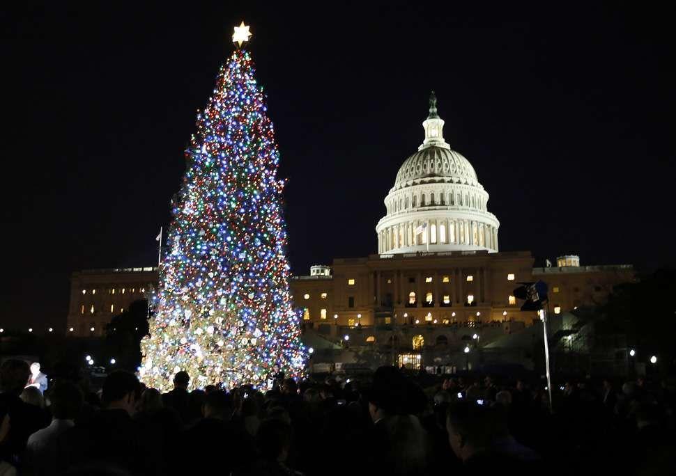 Navidad en Washington