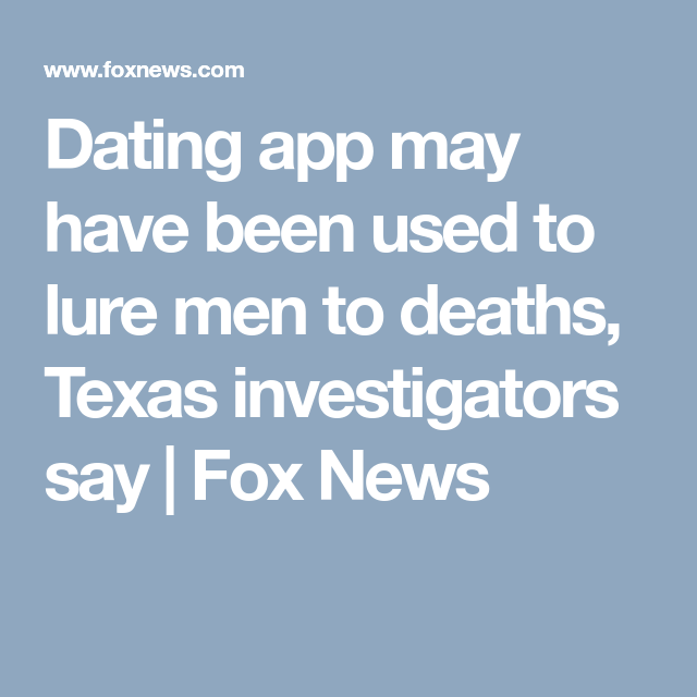 Texas Dating-App
