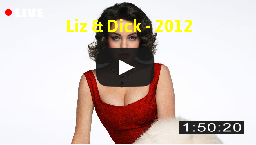 Streaming: http://movimuvi.com/youtube/TERXVVBPcVdoQ3V3YVp1MEl1OFd5dz09  Download: http://bit.ly/2cnKTdX    Watch Liz & Dick - 2012 Full Movie Online  #WatchFullMovieOnline #FullMovieHD #FullMovie #Liz & Dick #2012