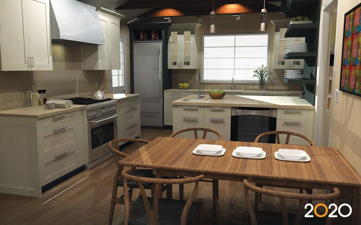 Kostenlose Küche Design Software | Einbauküche | Pinterest | Küchen ...