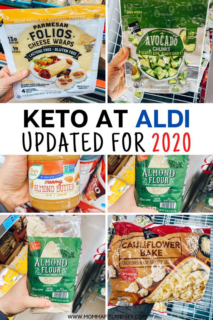 55 Keto on a Budget Food Items From Aldi - Momma Fit Lyndsey