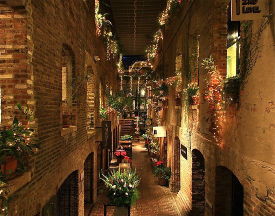 Old Market Passageway Absolute Favorite Place In Omaha Dream Venue Omaha Old Market Nebraska Beautiful Places In The World