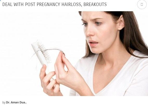 How to Treat Post Pregnancy Hair Loss ... #haircare #hairtips #hairgrowth #hairloss #hairlosshelp #treatments