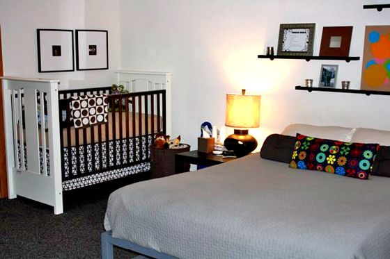 Master Bedroom Nursery Ideas nursery in the master bedroom. maybe if i repaint and put much