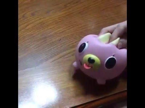 Oshaberi Doubutsu Talking Animal Ball Cat Funny Squeaky Toy