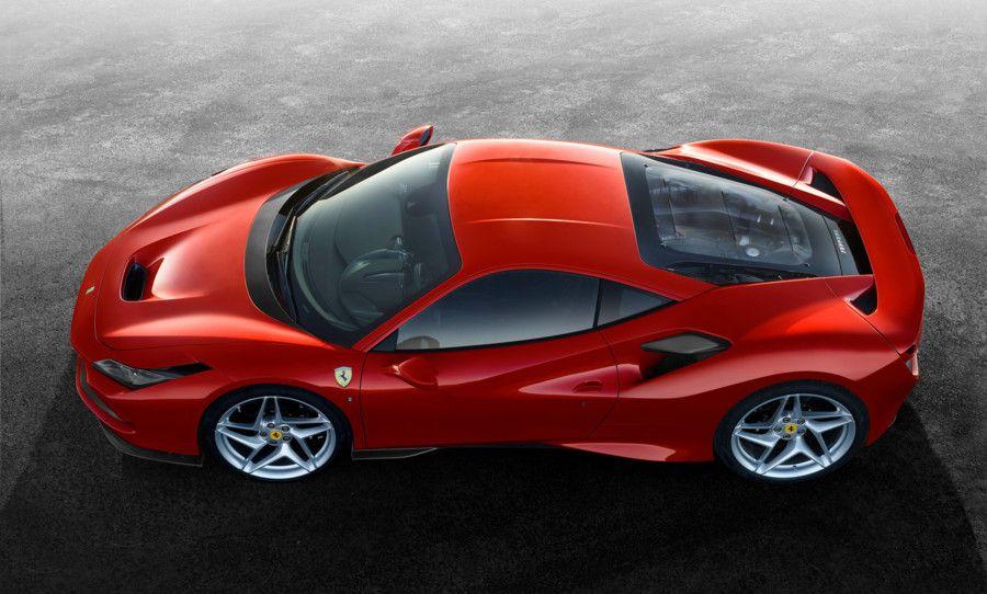 2016 FERRARI F12 BERLINETTA CAR POSTER PRINT STYLE D 24x36 HI RES
