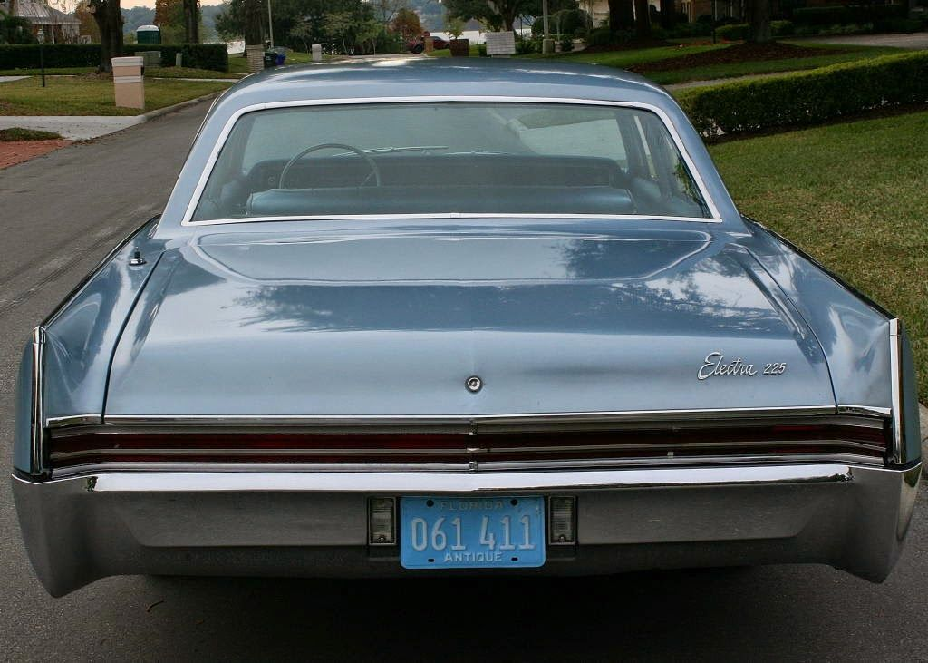 All American Classic Cars: 1966 Buick Electra 225 4-Door Sedan ...