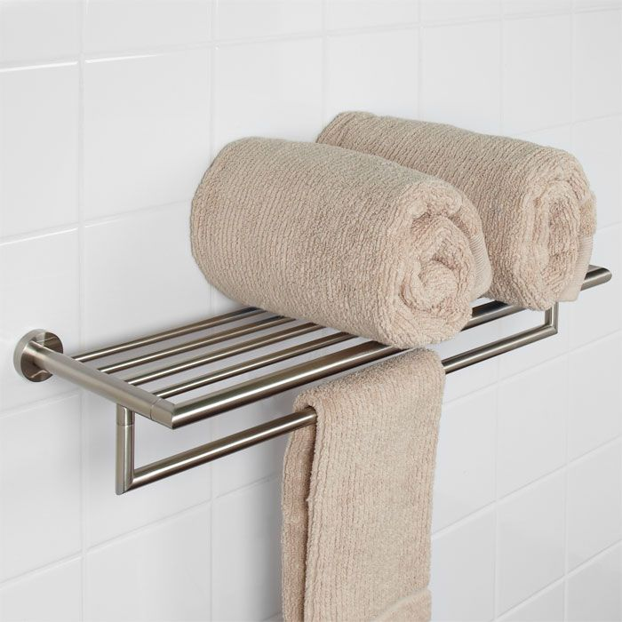 The Awesome Web Bristow Double Towel Rack