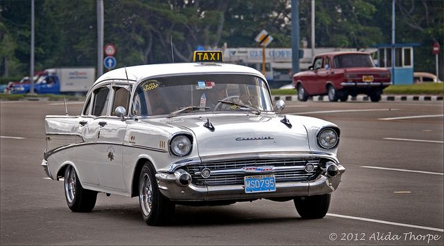 1957 Chevy: Havana, Cuba | Flickr - Photo Sharing!