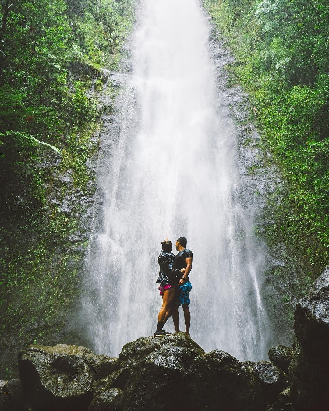 Hike lulumahu falls 11 on 26 best things to do on oahu