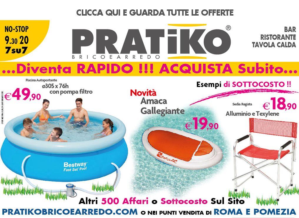 OFFERTE   Pratiko Brico e Arredo Roma   Arredamento ...
