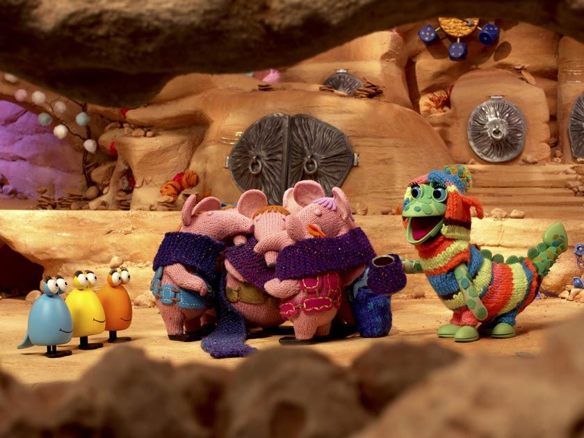Clangers return with free knitting pattern | Pinterest
