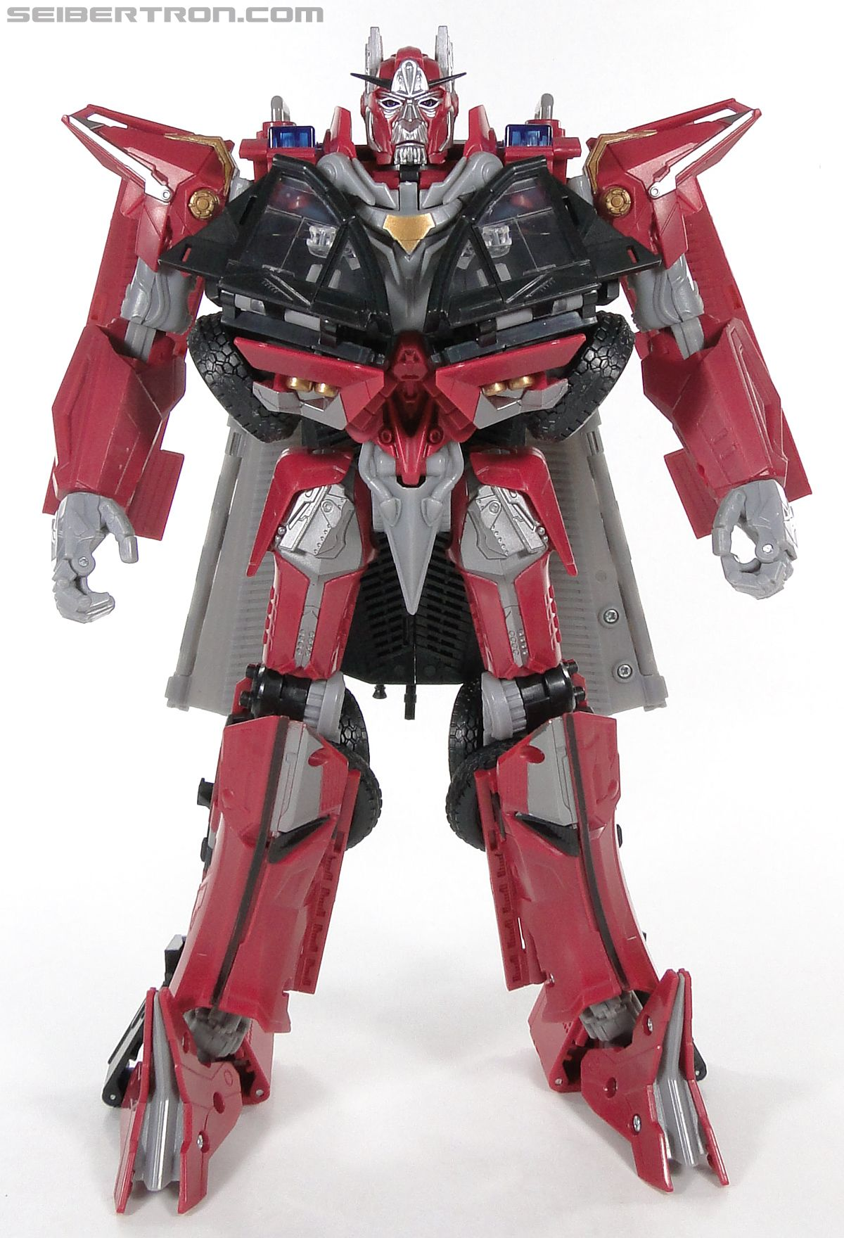 dark of the moon: sentinel prime | leader class | pinterest
