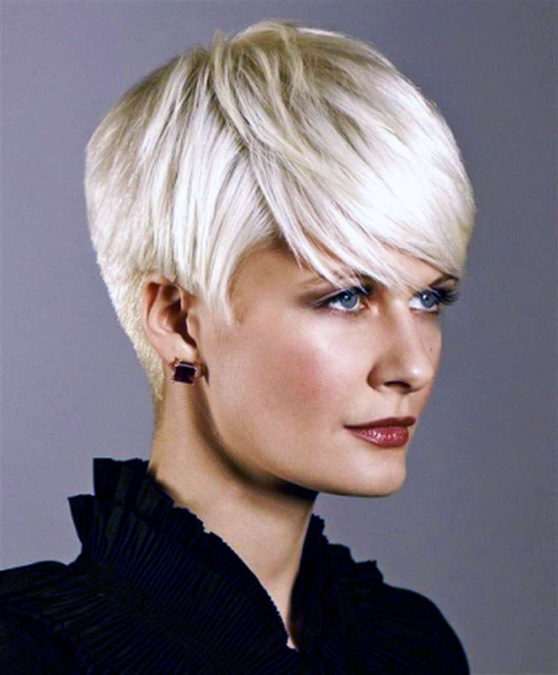 trendy short hairstyles with cool haircuts : trendy short haircuts