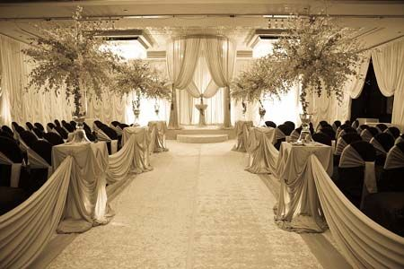Beautiful decorating a church for a wedding ideas styles ideas wedding church decorations google search bridal shower junglespirit Gallery