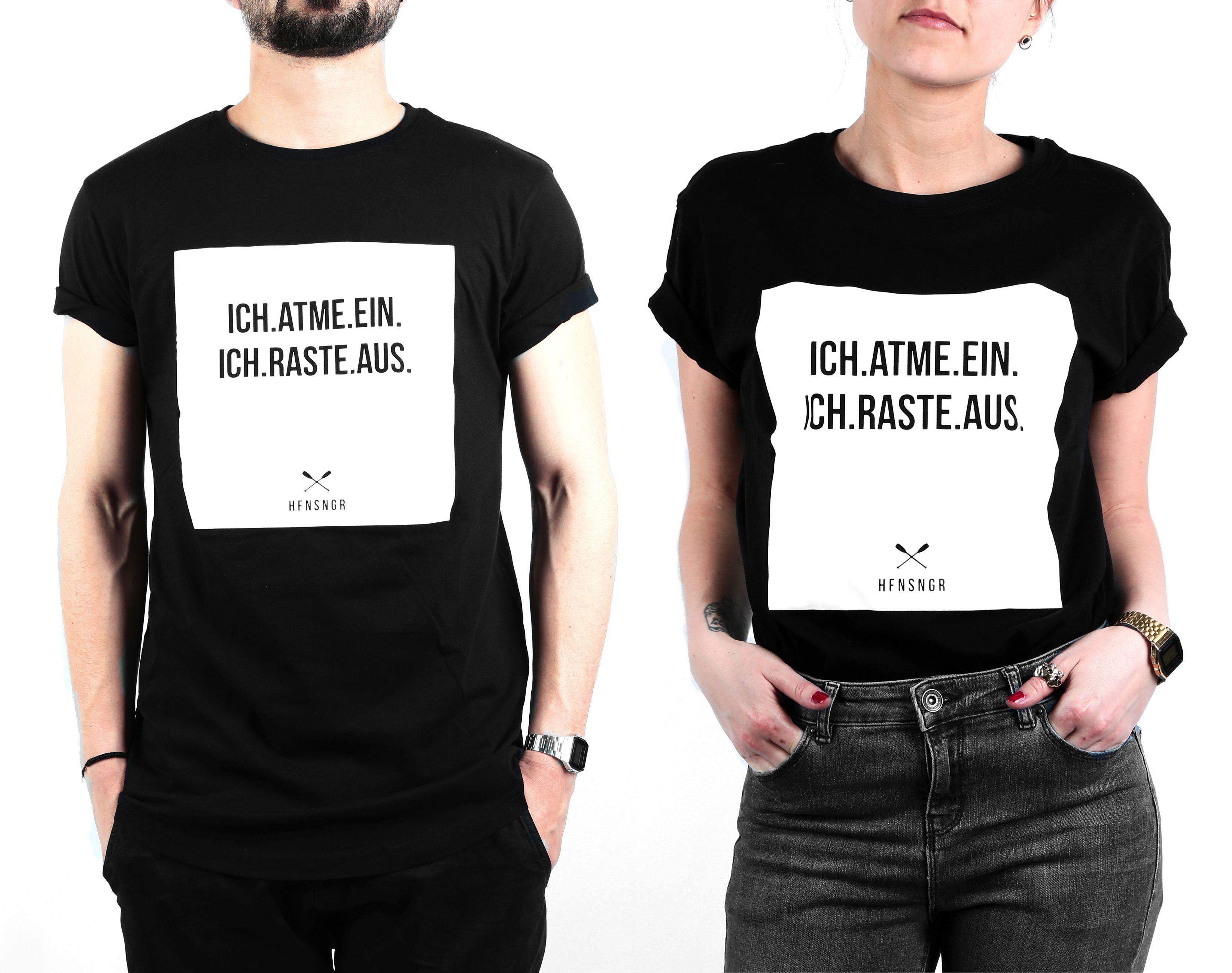 Ausrasten. shirt black (unisex) | Shirts, Shirt sprüche