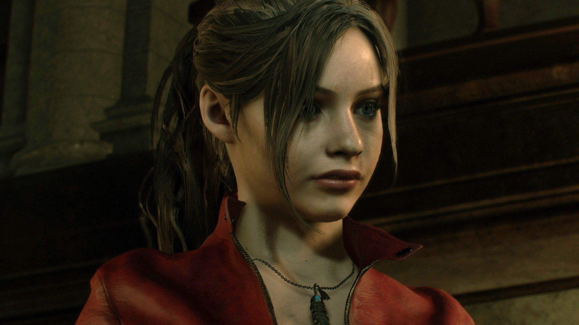 The First 15 Minutes Of Resident Evil 2 Gameplay Claire Redfield