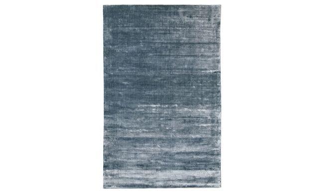 Prostokątne Dywany Dywan Waza Prostokątny Niebieski