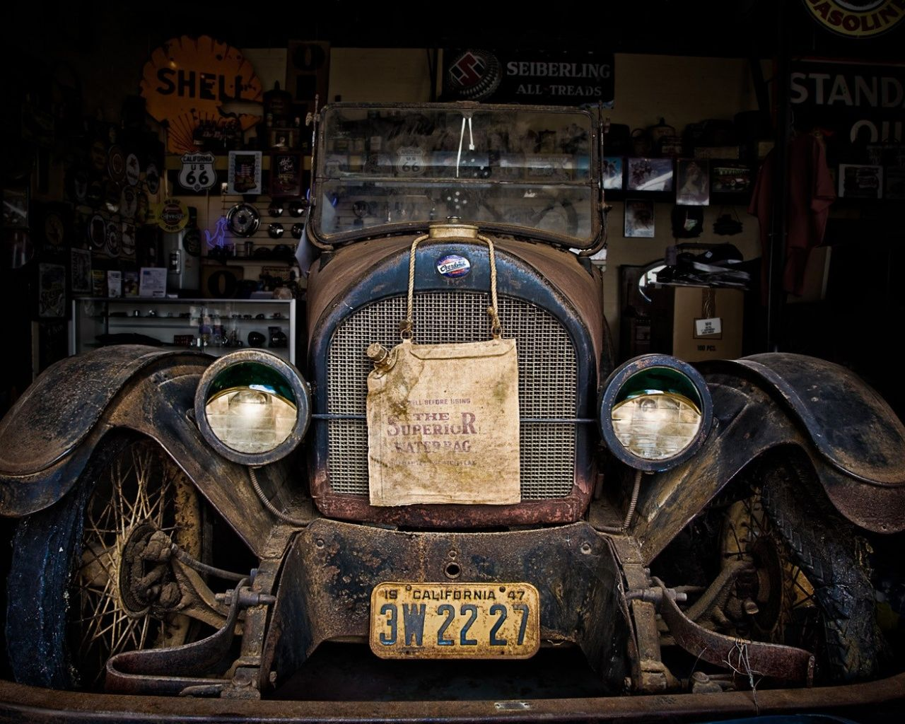 Pictures Old Cars Photos Photo Free Download | Nature\'s Garage ...