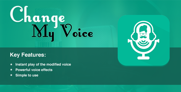 Change My Voice | Purchase Products by Guru Technolabs | Mobile app