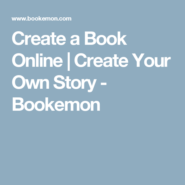 create a book online free to print