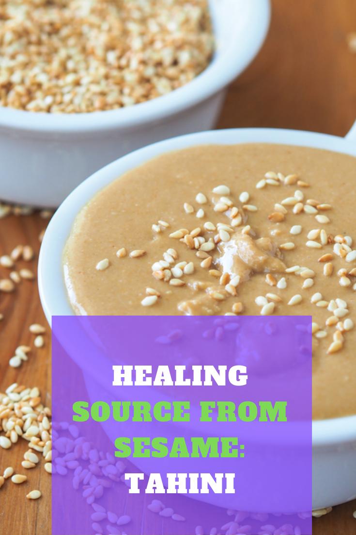 Healing Source from Sesame Tahini Tahini, Food, Great