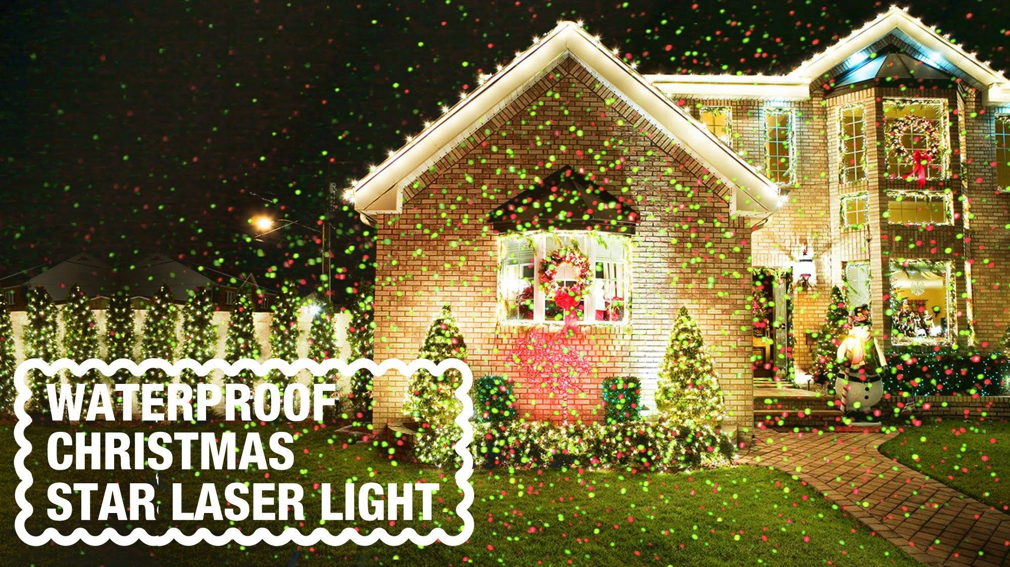 LEDMall launches new RGB Outdoor Laser Garden and Christmas Lights ...