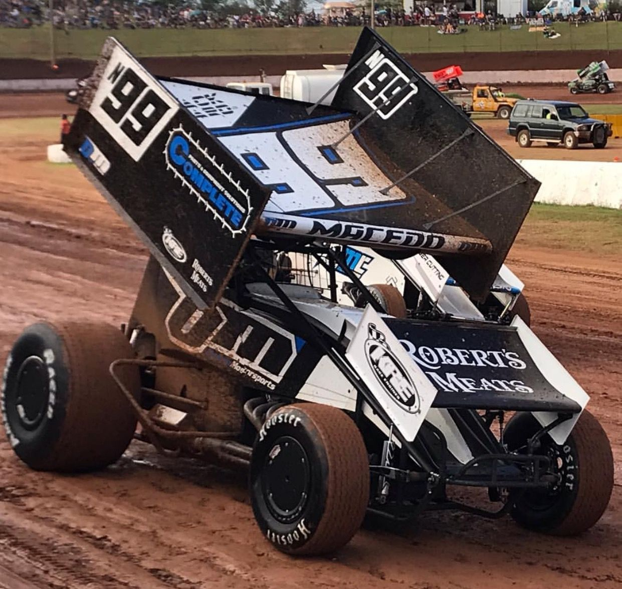 Dirt Track Cars By Brock Robertson On Sprint Cars / Dirt