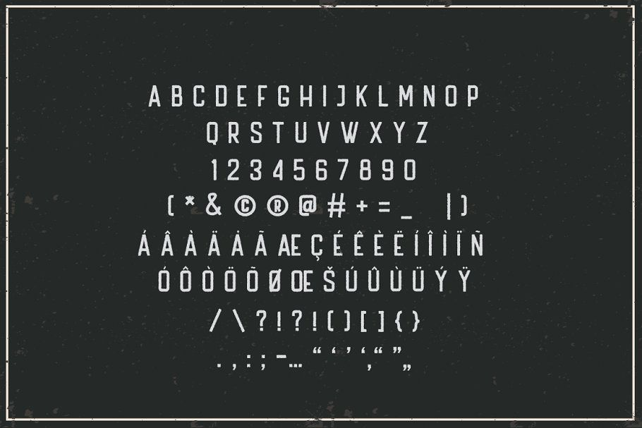 Handler Vintage Sans Serif Sans Serif Sans Serif Fonts Vintage Fonts