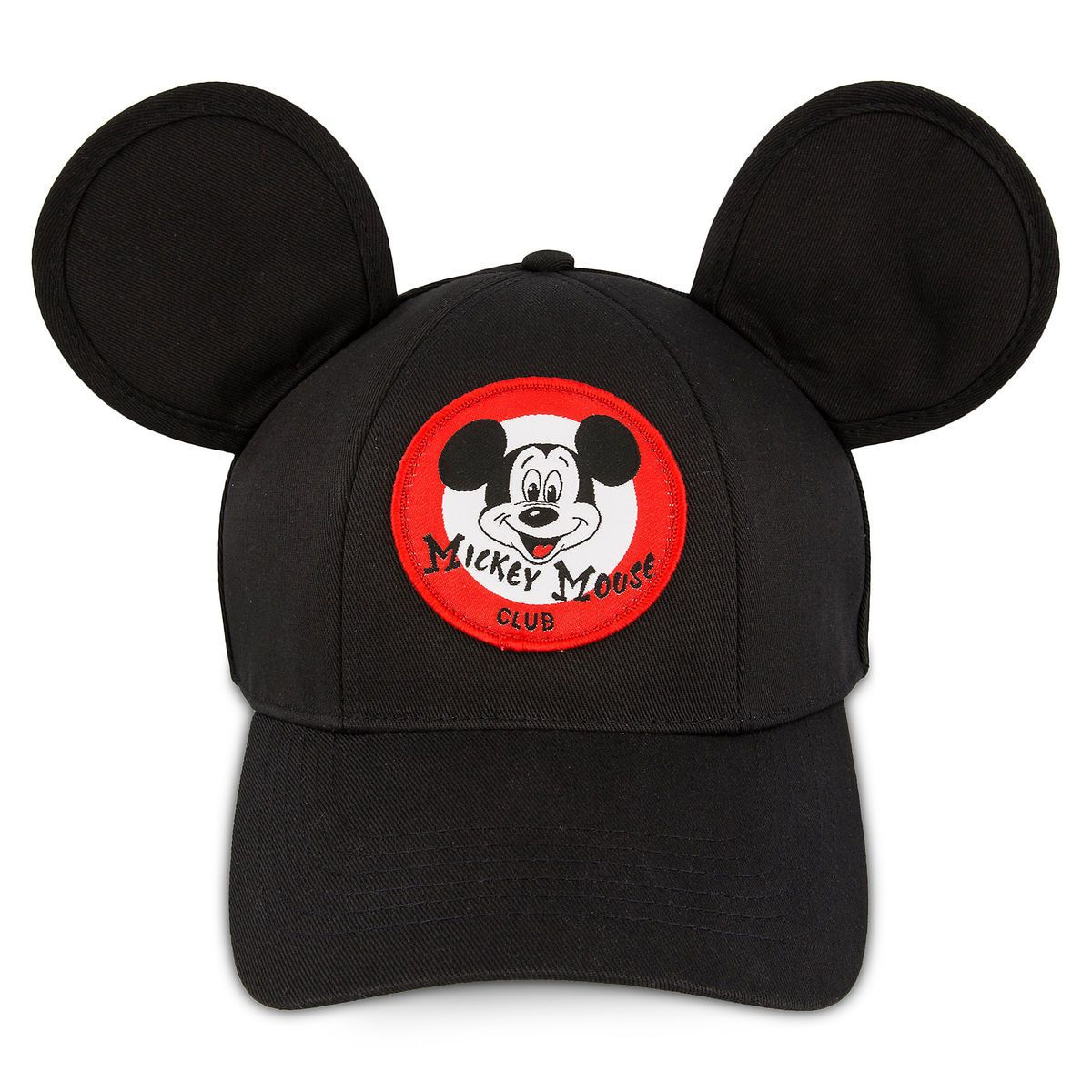 43da5c39ff8 Product Image of Mouseketeer Ear Baseball Cap for Adults - The Mickey Mouse  Club   1