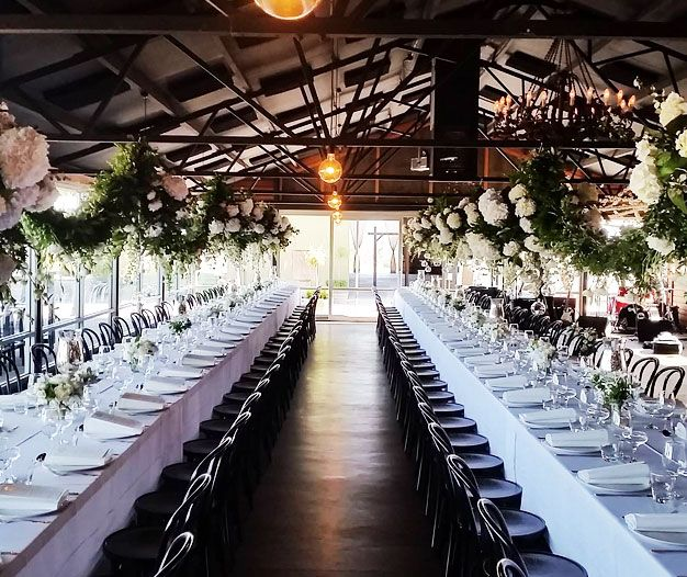Winery Wedding Receptions Melbourne