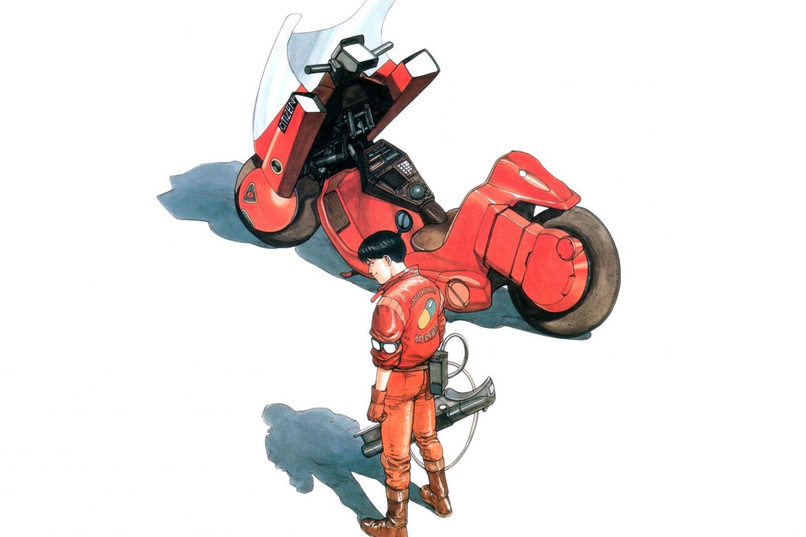 'Akira' Creator Katsuhiro Otomo Talks Designing Kaneda's
