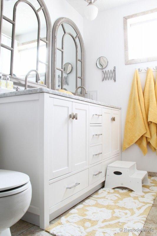 Virtu Usa Vanity Bathroom Remodel 34 Of 41