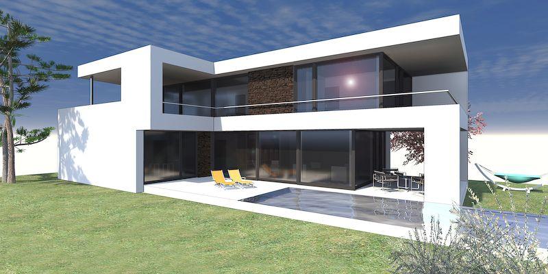 Offene architektur moderne wohnr ume my house pinterest house architecture and - Dachformen architektur ...